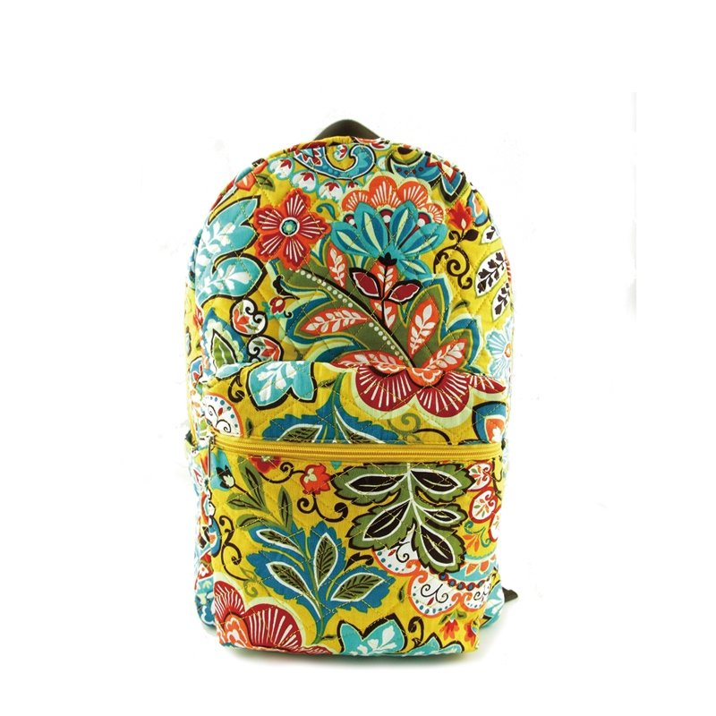 Durable Canvas Sewing Pattern Junior School Backpack Bohemian ...