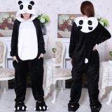 Unisex Halloween Christmas Costumes Adult Onesies All in One Pyjama Animal Panda Cosplay Costume Cartoon Winter Pajamas