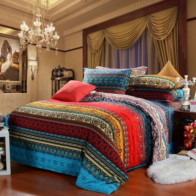 Moroccan Style Bedding Sets Uk