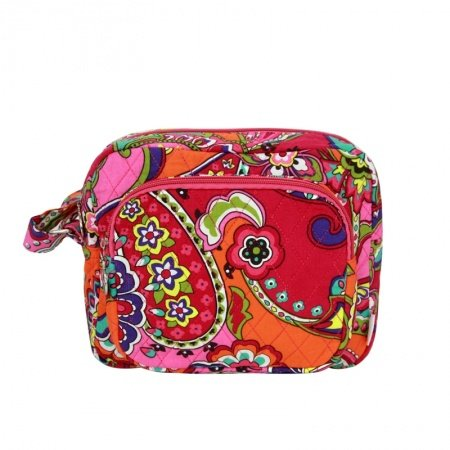 Stylish Vintage Canvas Western Box-shaped Shoulder Bag Bohemian Hippie Style Paisley Floral Print Casual Girls Small Crossbody Bag